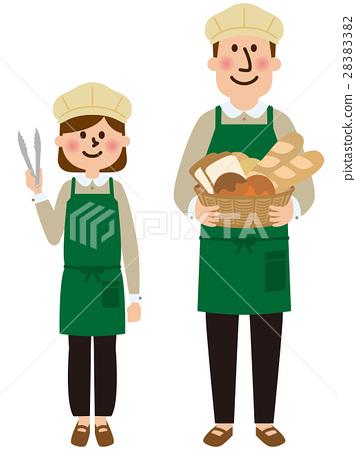Bakery vector 28383382