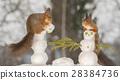 making snowman 28384736