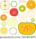 vegetables, vegetable, fruit 28385605