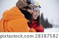 滑雪勝地夫婦 28387582