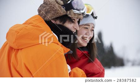 夫妇 一对 情侣 28387582