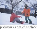 滑雪胜地夫妇 28387622