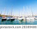 帆船 港口 码头 28389486