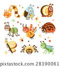 蟲子 毛蟲 螞蟻 28390061