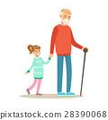 grandpa girl grandchild 28390068