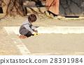 公園 玩耍 演奏 28391984
