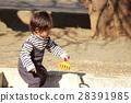 公園 玩耍 演奏 28391985
