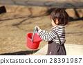 公園 玩耍 演奏 28391987
