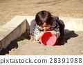 公園 玩耍 演奏 28391988