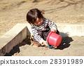 公園 玩耍 演奏 28391989