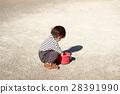 公園 玩耍 演奏 28391990