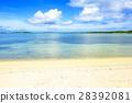 모래, 해변, 바다 28392081