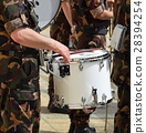 Military drummer 28394254