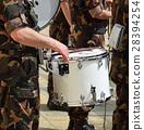 Military drummer 28394254