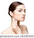 woman, beautiful, skin 28396400