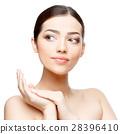 face, female, woman 28396410