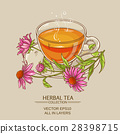 cup of echinacea tea 28398715