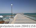 Burgas beach in Bulgaria on the black sea 28401156