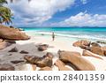 beach, man, Anse 28401359