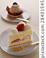 딸기 케잌과 몽블랑 28401545
