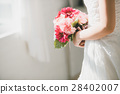 婚禮 新娘 禮服 28402007