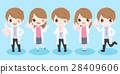 doctor do different gestures 28409606