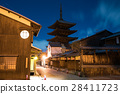 eight-story pagoda hokanji 28411723