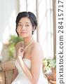 婚禮 新娘 珍珠 28415717