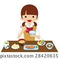 breakfast, eat, eating 28420635