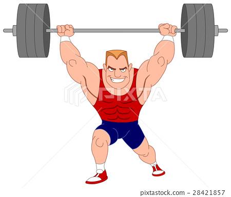 Weightlifter 28421857