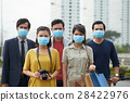Suffering from air pollution 28422976