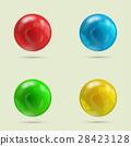 ball color vector 28423128