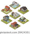 等大的 房屋 房子 28424301