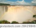 Iguazu Falls Rainbow 28429846