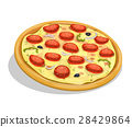 Pepperoni Pizza 28429864