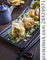 Takoyaki with Katsuo 28429971