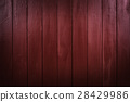 Bordeaux colored Wooden Background 28429986
