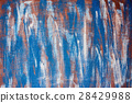 Colored Painted Wooden Background 28429988