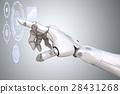 หุ่นยนต์,ไซบอร์ก,นิ้ว 28431268