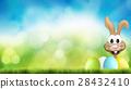 hidden happy easter bunny 28432410