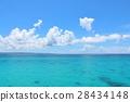 藍天 海 大海 28434148