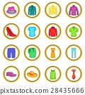 clothes, icon, clothing 28435666