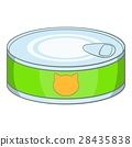 canned, food, vector 28435838