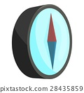 compass, icon, cartoon 28435859