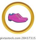 犯罪 鞋子 图标 28437315