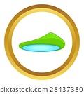 Lake vector icon 28437380