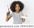 Studio Shoot People Portrait Concept 28442963