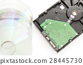 Hard disk drive and dvd disc 28445730
