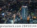 night scape, night scene, night scenery 28450144