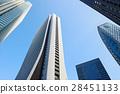 Tokyo, business, Shinjuku 28451133